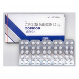Zopiclone 7.5mg Pills